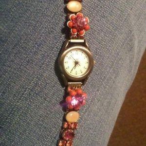 MARY DEMARCO  LA CONTESSA Quartz Bracelet Watch